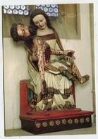 CHRISTIANITY  - AK 336706 Fritzlar - Dom - Pieta - Tableaux, Vitraux Et Statues