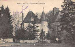28-ARROU-CHÂTEAU DU BOIS BESNARD-N°286-E/0091 - Autres Communes