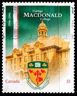 Canada (Scott No.2172 - Collège / MacDonald / College) (o) - 1952-.... Règne D'Elizabeth II