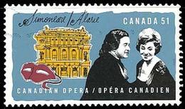 Canada (Scott No.2180 - Opera) (o) - 1952-.... Règne D'Elizabeth II