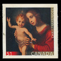 Canada (Scott No.2183 - Noel / 2006 / Christmas) (**) Auto-collant / Self Adhesive - 1952-.... Règne D'Elizabeth II