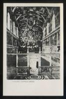 *Capilla Sistina* Ed. Estamperia De Arte Nº 80. Nueva. - Vaticano (Ciudad Del)