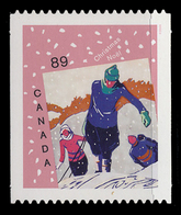 Canada (Scott No.2185 - Série- Noel 2006 - Christmas 2006 - Set) (**) - 1952-.... Règne D'Elizabeth II