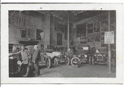 Carte Publicitaire Pour Garage BUFFIN - PLASSE à Thizy (Rhône) - Advertising