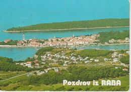 (CRO148) POZDRAV IZ RABA - Croacia