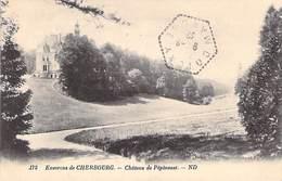 50 -- Environs De Cherbourg -- Le Chateau De Pepinvast (Le Vicel) - Altri Comuni