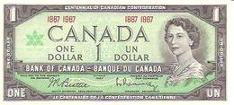 Canada  P-84  1 Dollar  1967  UNC - Canada