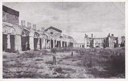 AK Brest-Litowsk - Zerstörte Markthalle - Ca. 1915 (37362) - Weißrussland
