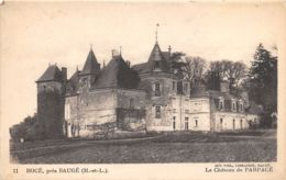 49-BOCE-CHÂTEAU DE PARPACE-N°288-G/0257 - Other Municipalities