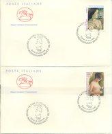 ITALIA - FDC CAVALLINO 2000 - MALATTIE DEL SENO - ANNULLO SPECIALE - 6. 1946-.. Repubblica