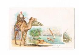 Postcard - Cartolina - Egitto - Il Nilo - Non Viaggiata - Unsent- Prodotta A Napoli - Richter E C° - Egitto