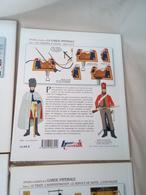 """LIVRE """"OFFICIERS ET SOLDATS DE LA GARDE IMPERIALE"""" Volume 3.4.6.10 - Catalogs"""