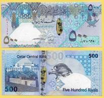 Qatar 500 Riyals P-27 2007 UNC - Qatar