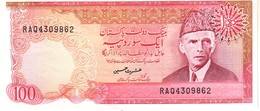 Pakistan P.41 100 Rupees 1985-2006 Unc - Pakistan