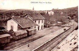 La Gare - Callas
