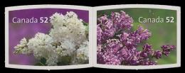 Canada (Scott No.2208ai - Lilac) [**] Autocollant / Selfadhesive - NOTE-DC - 1952-.... Règne D'Elizabeth II