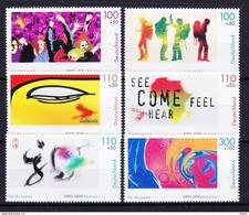 Duitsland West 2000 Nr 1950/55 **, Zeer Mooi Lot Krt 3244 - [7] République Fédérale