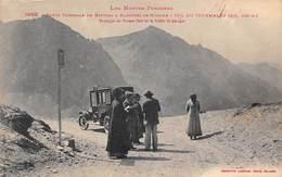 Les Hautes Pyrénées (65) - Col Du Tourmalet - Route Thermale De Barèges à Bagnères De Bigorre - Other Municipalities