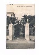 Postcard - Cartolina - Viaggiata - Sent - Sant'Agata Sui Due Golfi - Pensione Iaccarino - 1921 - Italie