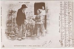 "F46-006 LE LOT ILLUSTRE - LES CHANTS DU QUERCY - REEDITION ""QUERCY RECHERCHE"" - Frankrijk"