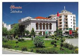 Albania - The View Of Theatri Migjeni - Albania
