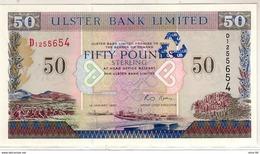 Northern Ireland P.338   50 Pounds 1997  Unc - Irlanda-Nord