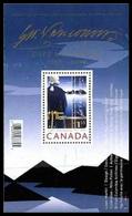 Canada (Scott No.2219a - George Vancouver) [**] BF / SS - Blocs-feuillets