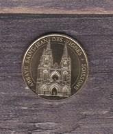 Monnaie De Paris : Abbaye-Saint-des-Vignes - 2018 - 2018