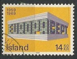 LSJP ICELAND Europe 10 Year Telecommunication Conference - 1944-... Republik