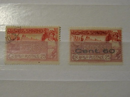 Saint-Marin   EXPRESSO 1907+1923 Oblitéré - Oblitérés