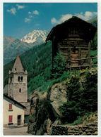 Suisse // Schweiz // Switzerland //  Valais //  Bourg-St-Pierre - VS Valais