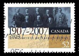 Canada (Scott No.2227 - Timbres / 2007 / Stamps) (o) - 1952-.... Règne D'Elizabeth II