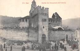 Luz St Saint Sauveur (65) - Eglise Des Templiers XIIe Siècle - France