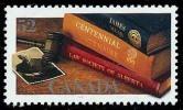 Canada (Scott No.2228 - Law Society Of Alberta) (o) - 1952-.... Règne D'Elizabeth II