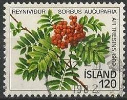 LSJP ICELAND TREE DAY 1980 - 1944-... Republik