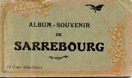 Carnet De 12 Cartes De Sarrebourg En Bon état - Sarrebourg