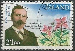 LSJP ICELAND 100 Years Icelandic Society Natural History - 1944-... Republik