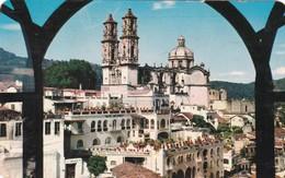 IGLESIA SANTA PRISCA, TAXCO, GERRERO. MEXICO. BERISTAIN. CIRCA 1970's VOYAGE- BLEUP - Mexico