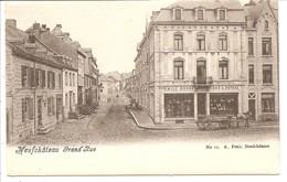 NEUFCHATEAU  Grand Rue   Attelage - Neufchateau