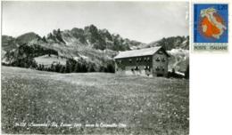 CIAMPEDIE  VIGO DI FASSA  TRENTO  Rifugio Larsec 2000 Verso Le Coronelle  Dolomiti  Nice Stamp - Trento