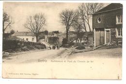 BERTRIX     Burhemont Et Pont Du Chemin - Bertrix