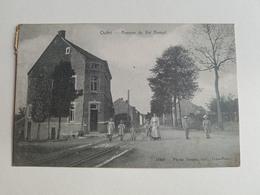 """CP """"Ouffet - Avenue Du Val Benoit - 11901 Desaix"""" - 1908 (Belgique) - Ouffet"""