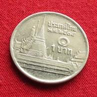 Thailand 1 Baht 1995  Y# 183  Lt 12  Tailandia Thailande - Thaïlande
