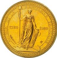 PROJET -  AU NOM DE LA REPUBLIQUE FRANCAISE - 1789 1989 - MARIANNE 1981 - Francia
