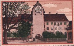 Suisse, Stein Am Rhein SH, Litho (9353) - SH Schaffhouse