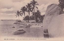 RIO DE JANEIRO, ILE DE PAQUETA (BAIE DE RIO DE JANEIRO), CIRCA 1910s - BLEUP - Rio De Janeiro