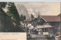 Rosenlaui - Sägenmühle - BE Berne