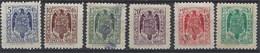 Especial Movil 081/xx (o) Usado. 1937. Fournier - Steuermarken/Dienstpost