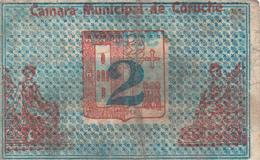 Portugal -  Cédula De Coruche Nº772 Série A-- (RARA) - Portugal