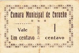 Portugal -  Cédula De Coruche Nº 773 1 Ctv  - (RARA) - Portugal